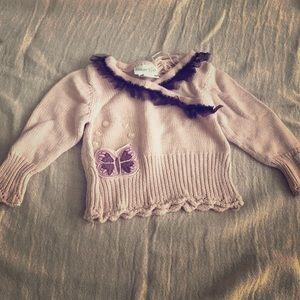 NAARTJIE Purple Lavender Sweater
